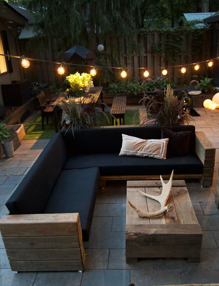 Outdoor Patio Furniture That Looks Just Like Restoration Hardware