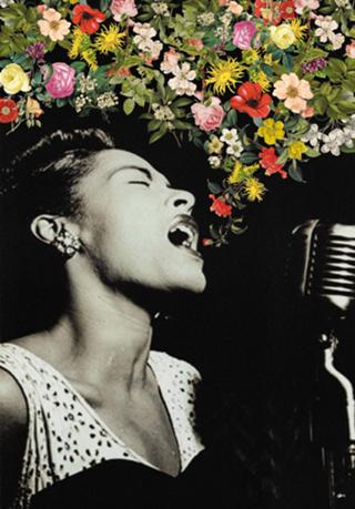 Poster Billie Holiday do Studio Beatrizmeneses por R$55,00
