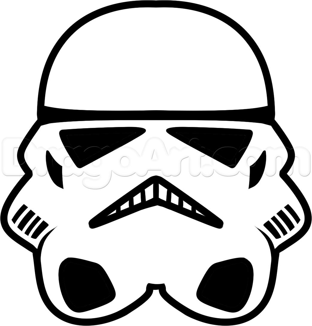 Stormtrooper And Chewbacca Birthday Cake