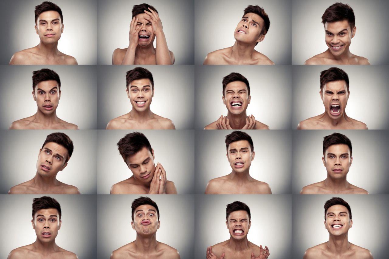 Pin De Daniel Banasik En Face Expressions
