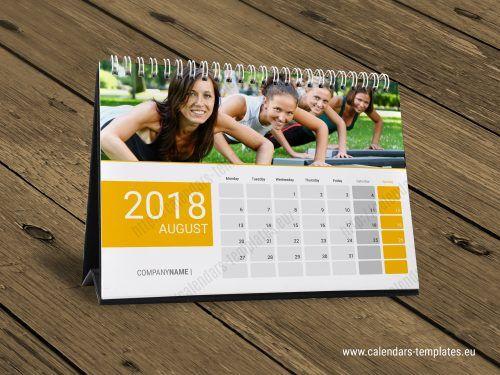 calendars-templateseu product-category calendars-2018 - calendar flyer template
