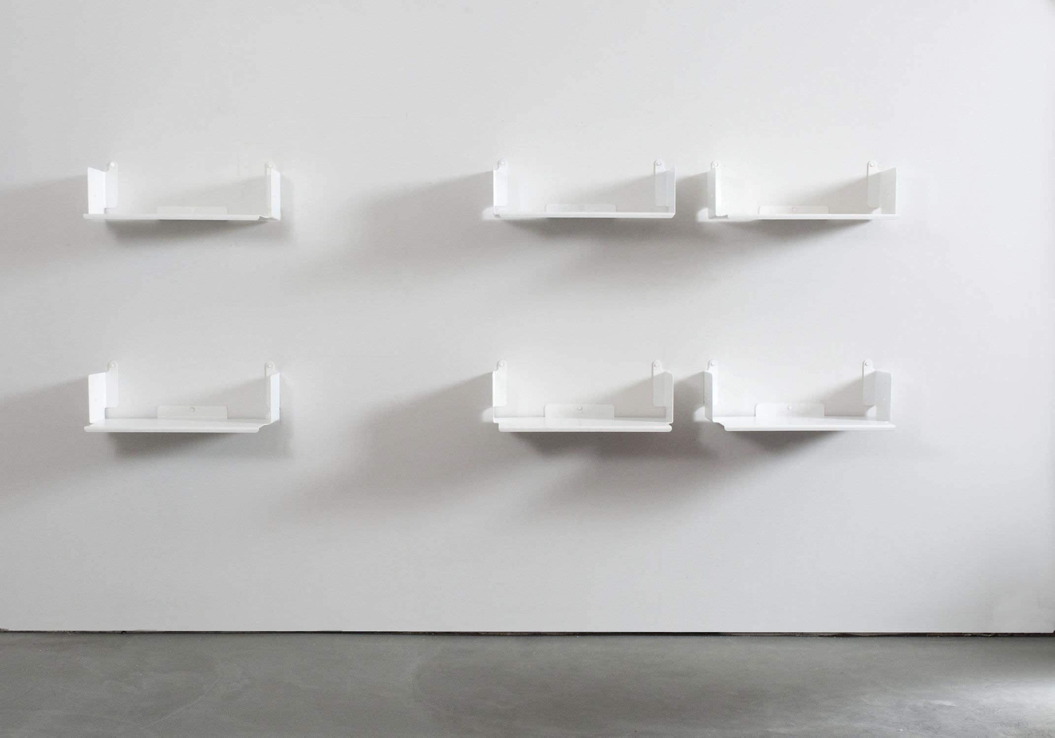 Small Metal Wall Mount Shelf