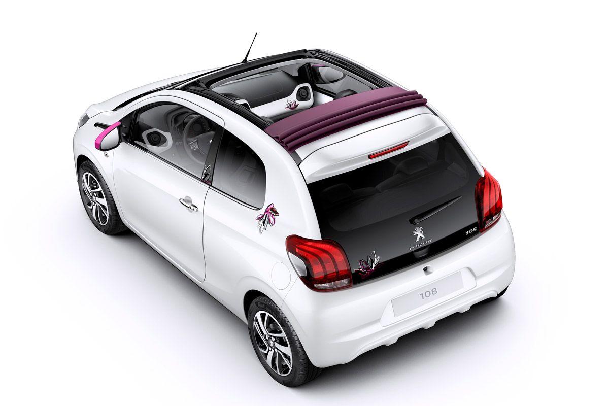 Peugeot 108 2014 Revealed Pictures Peugeot City Car Car