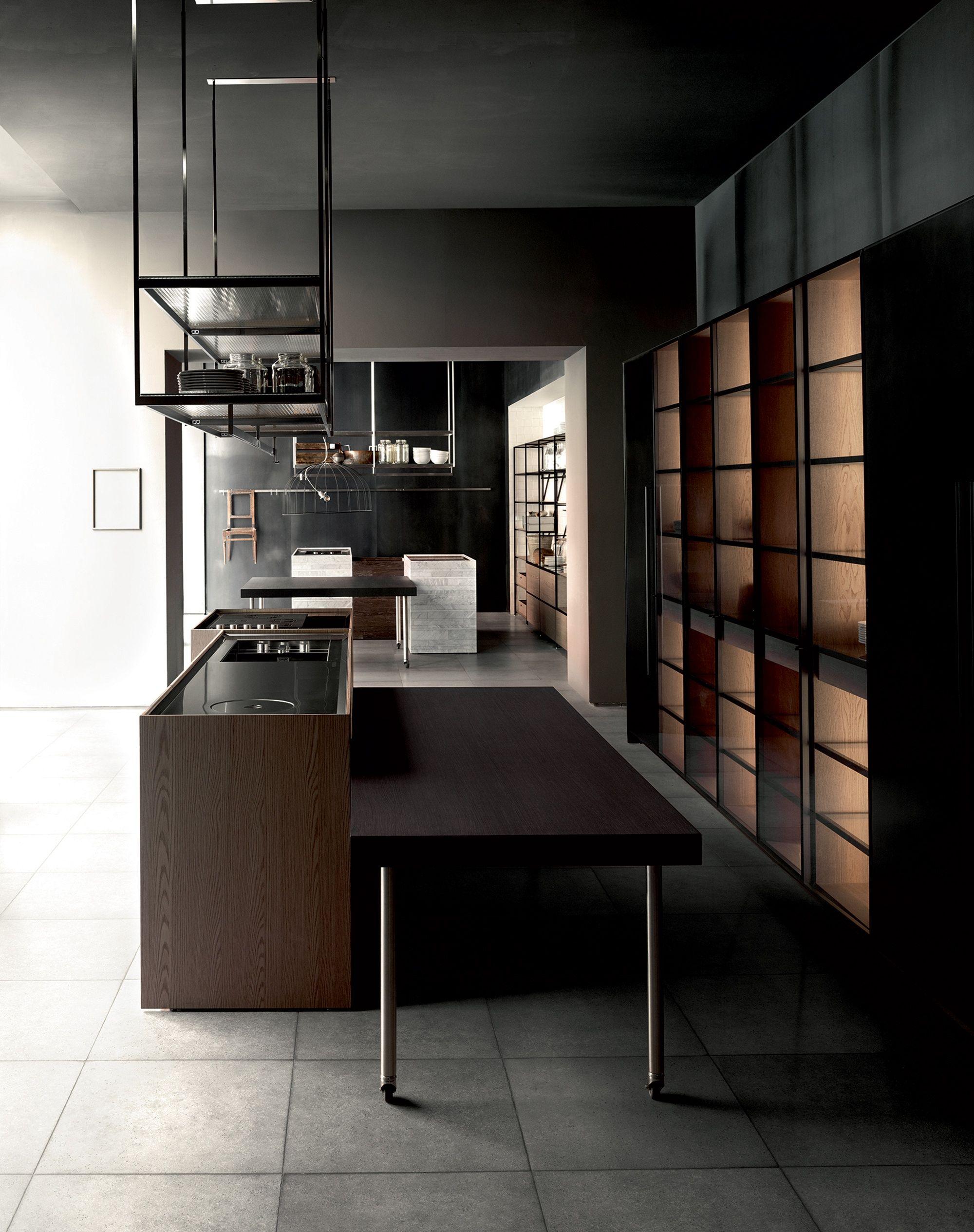 Boffi   Combine Kitchen / by Piero Lissoni / Ph. Tommaso Sartori in 2020 With images ...