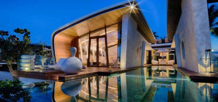 Iniala Resort, best resort hotel design, hotel interior design - iniala luxus villa am strand a cero