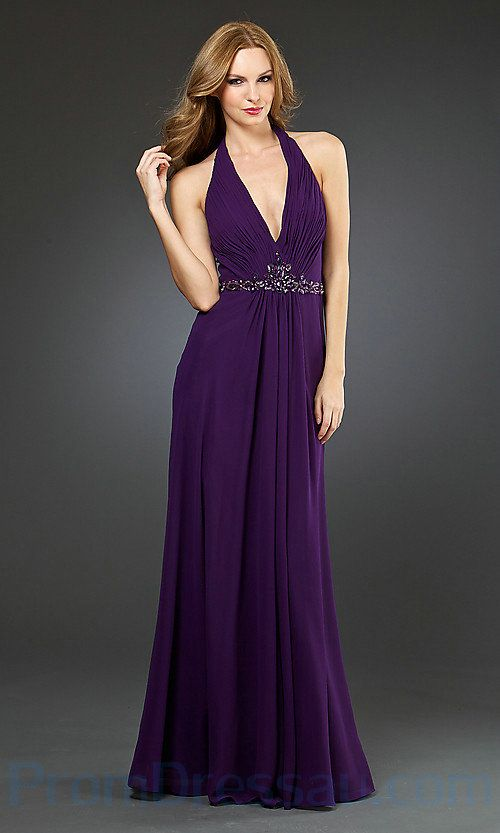 Chiffon Evening Gown Dress