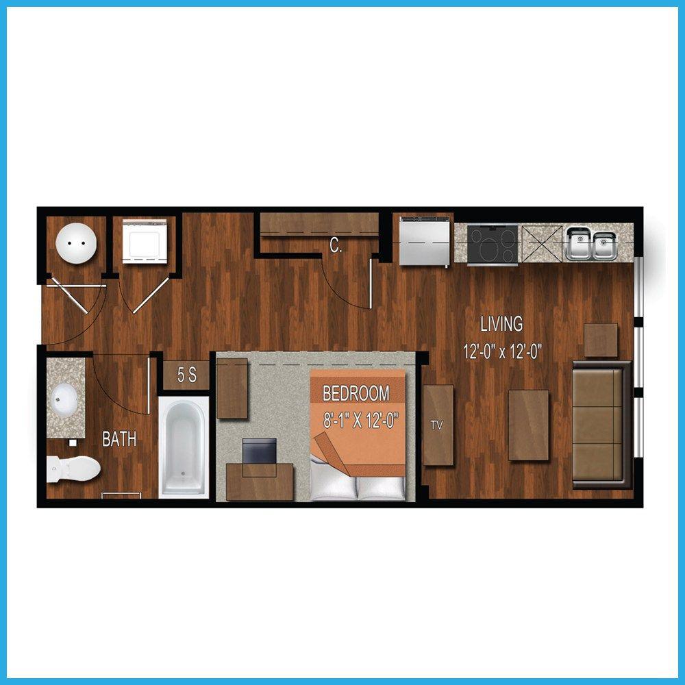 Loft Apartment College Station