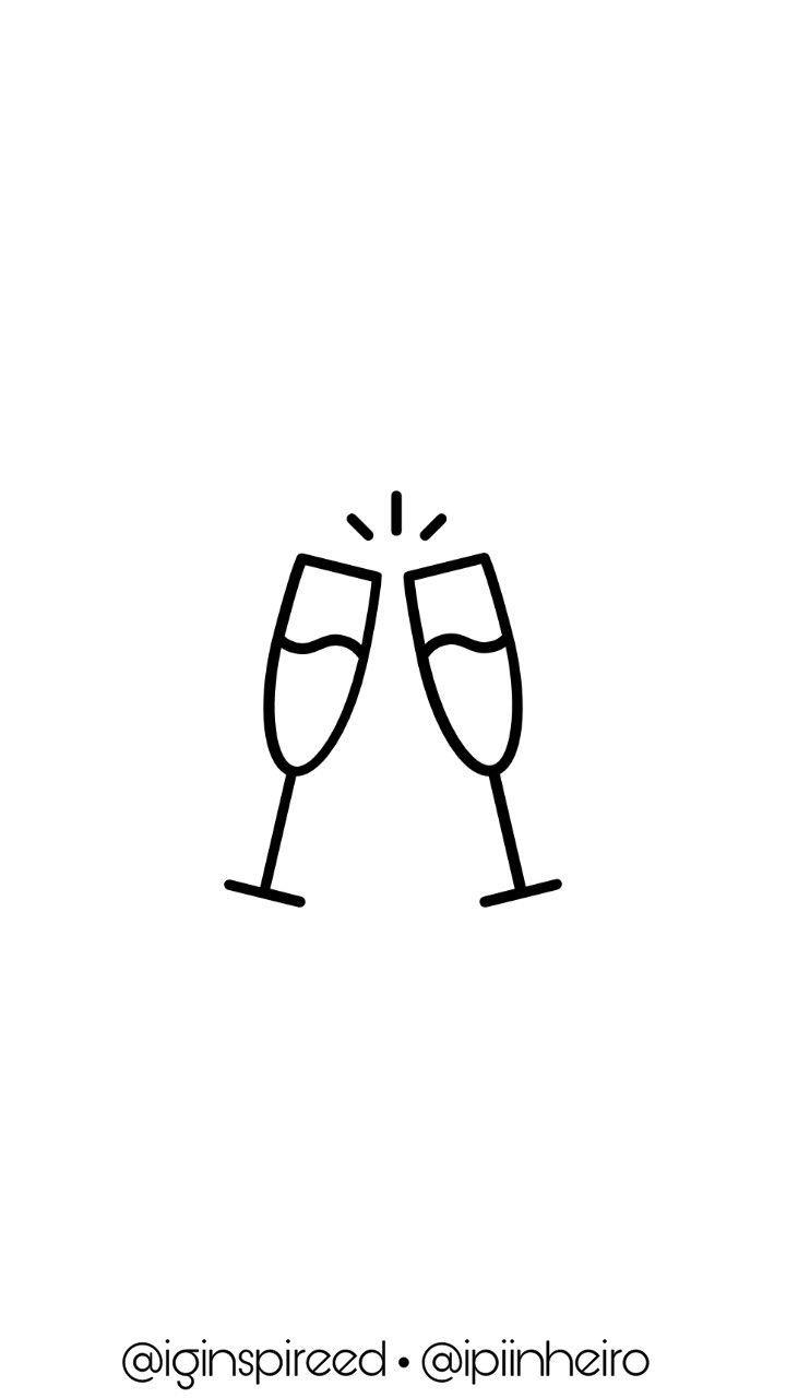 Cute Little Drawings Cute Cartoon Drawings Small Drawings Easy Drawings Instagram White Instagram Logo Ins Mini Drawings Cute Easy Drawings Easy Drawings