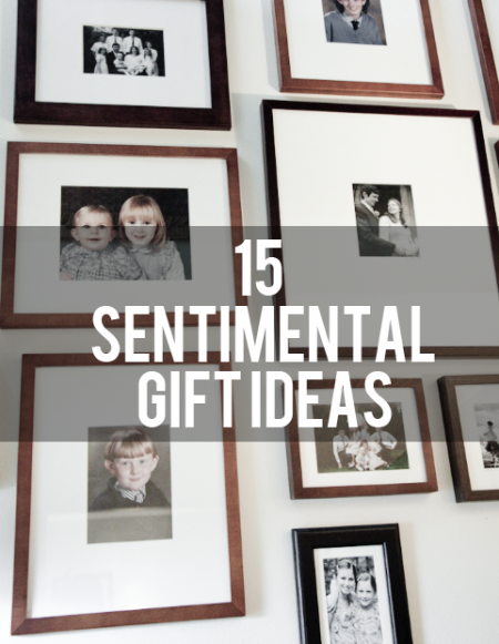 15 Homemade and Sentimental Family Gift Ideas Visit your local Goodwill for  all your Family shopping: www.goodwillvalleys.com/shop - 15 Homemade And Sentimental Family Gift Ideas Visit Your Local