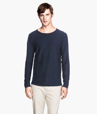 H&M Fine-knit Sweater $14.95 | Men's Fashion - Favorites at H&M ...