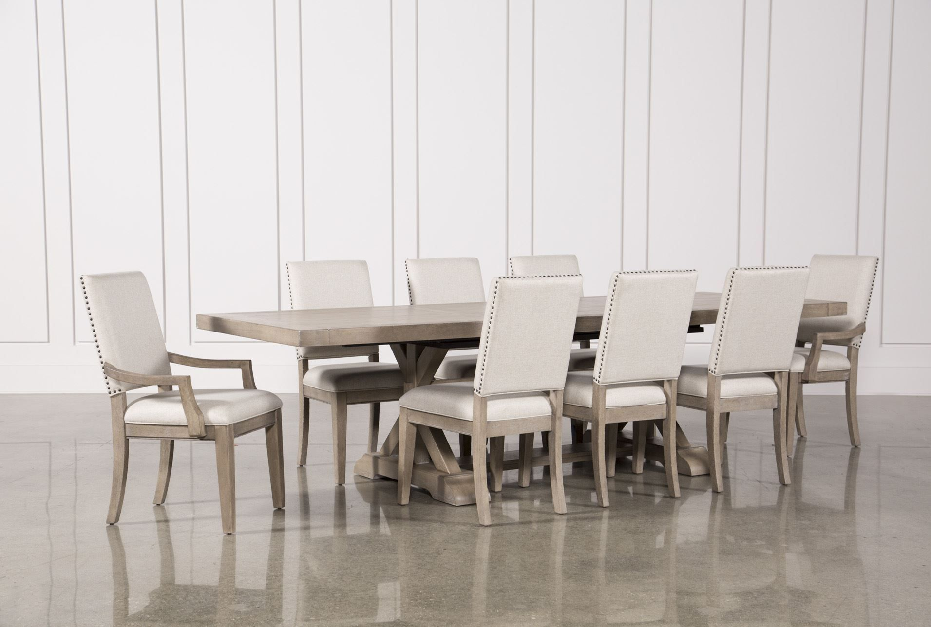 Walden 9 Piece Extension Dining Set | Dining, Dining sets and Living ...