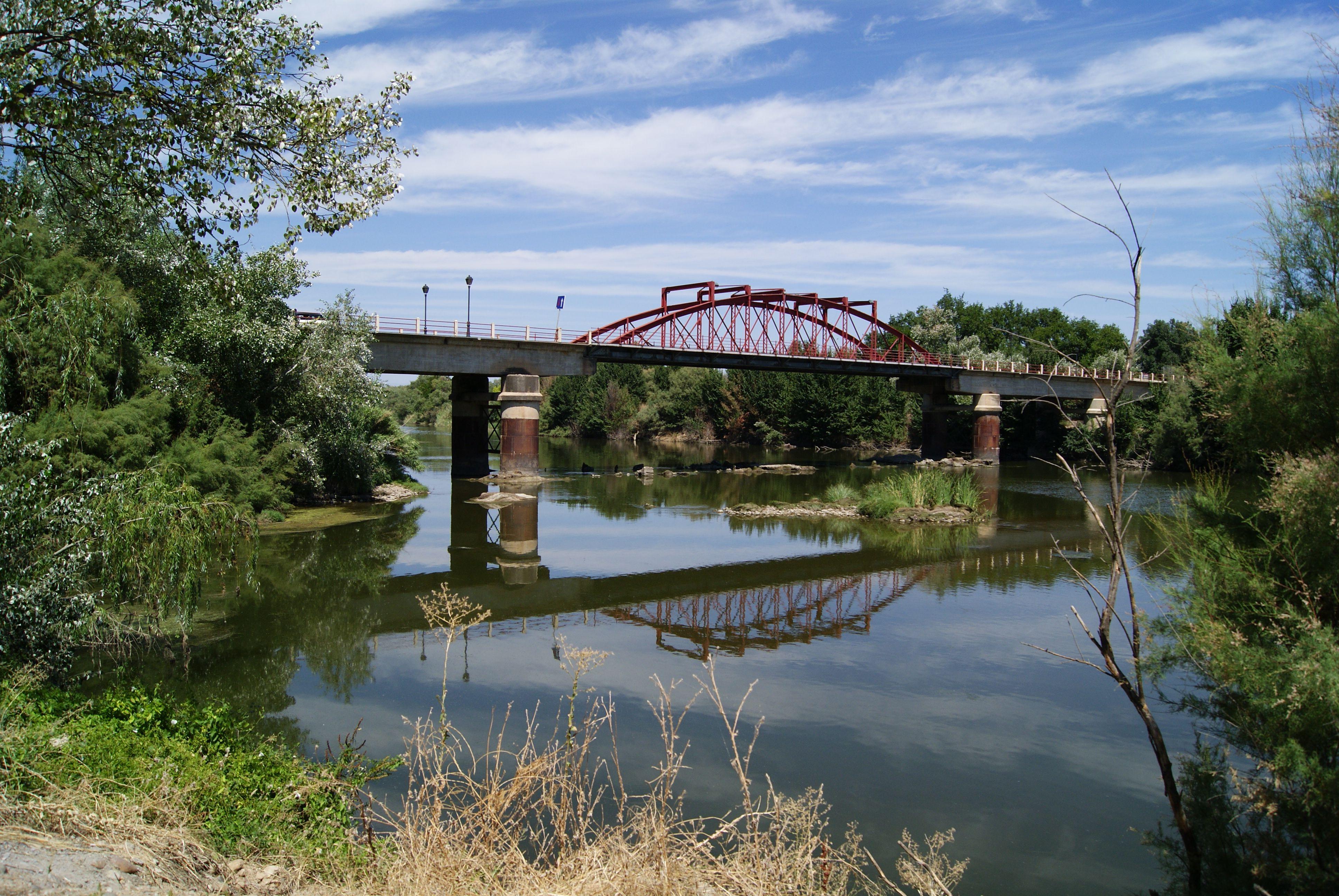Puente de Malpica de Tajo