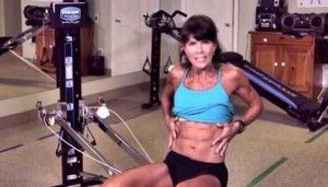 how to target the obliques on the total gym  abs workout