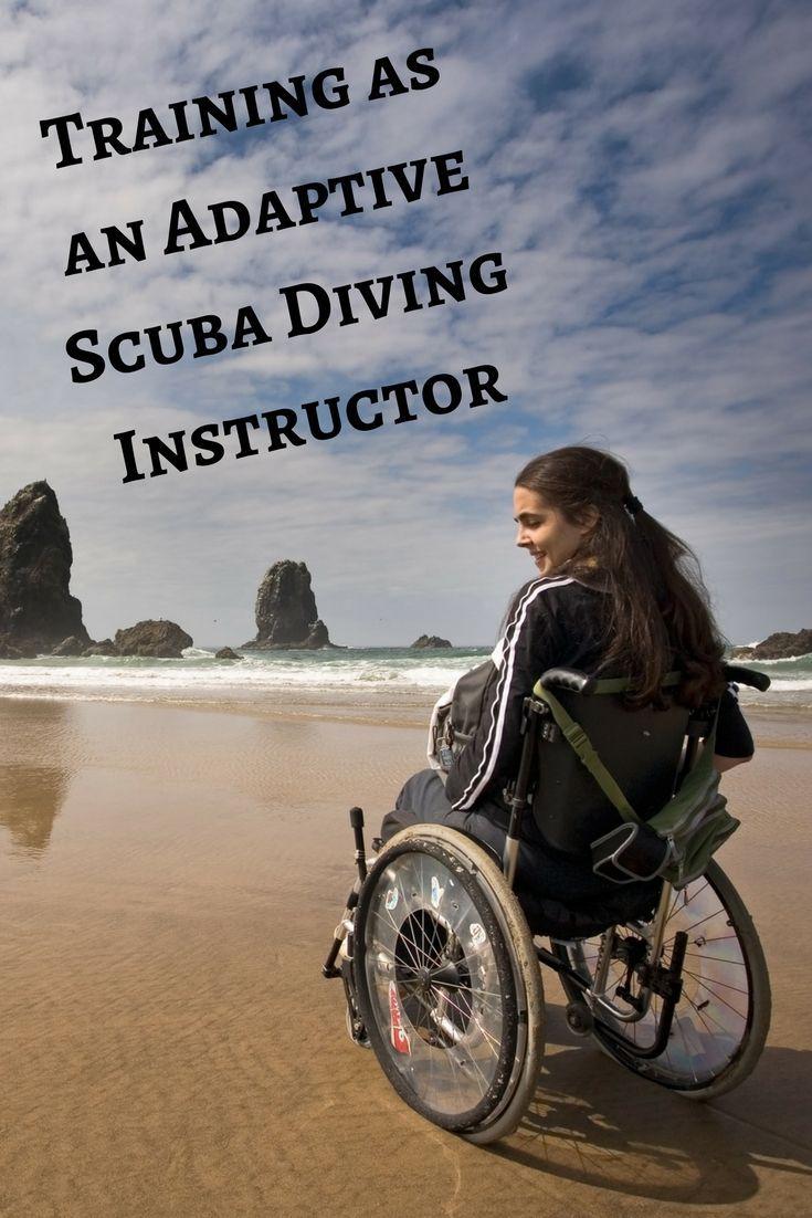 Training as an Adaptive Scuba Diving Instructor Scuba