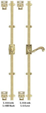 Victorian Style French Lever Handle Right Hand L 12r French Doors Antique French Doors Vintage Hardware