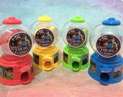 Minecraft-Centro de Mesa-Baleiro Candy