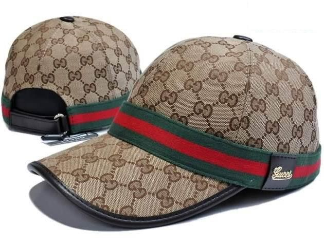 bf326be974c Gucci GG Canvas Baseball Cap with Web