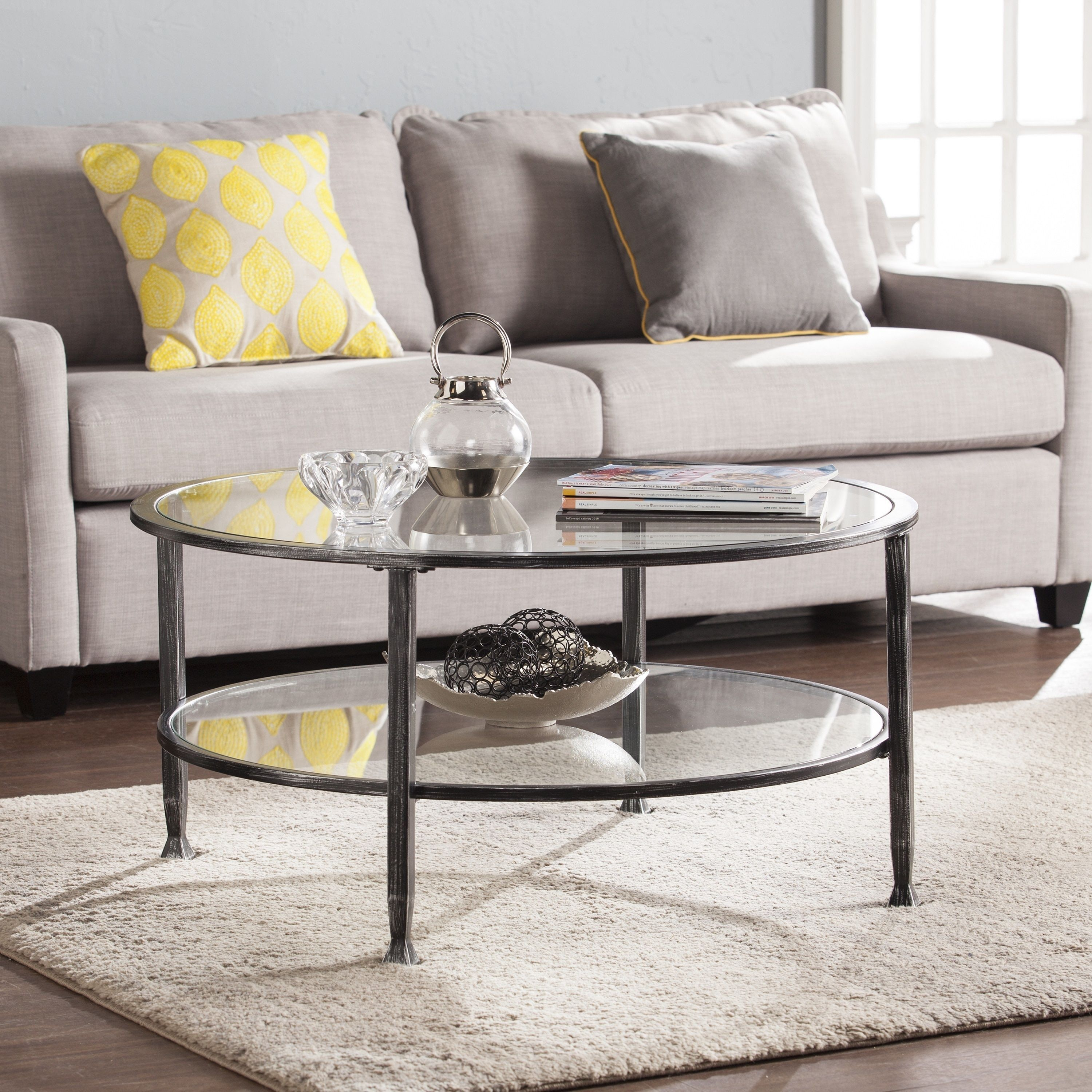 Overstock Com Online Shopping Bedding Furniture Electronics Jewelry Clothing More Living Room Coffee Table Coffee Table Round Glass Coffee Table [ 3000 x 3000 Pixel ]