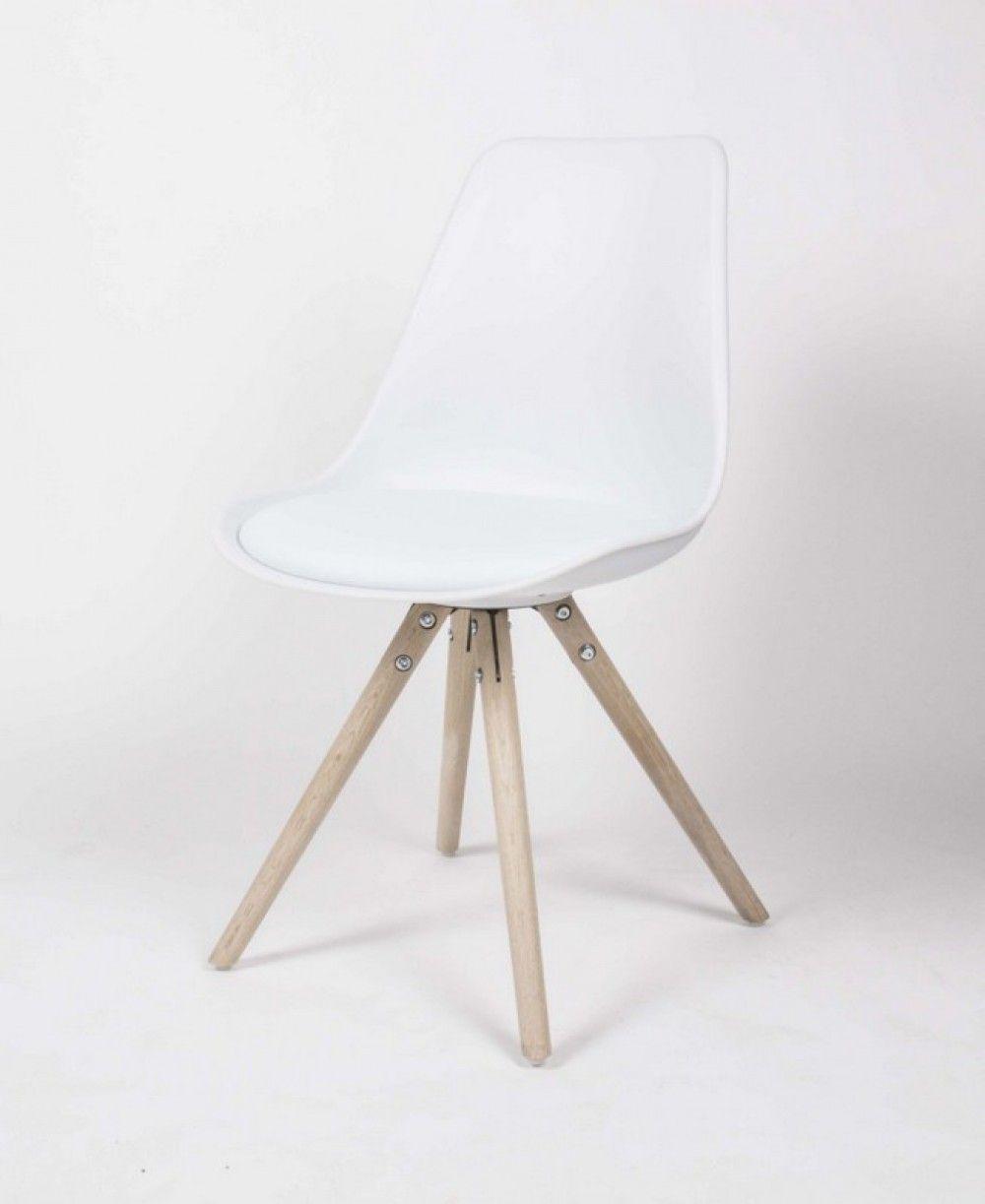 Stuhl Gepolstert Gestell Aus Massivholz Stuhl Farbe Weiss Stuhle Modern Stil Mobel Stuhl Polstern Weisse Stuhle Stuhle