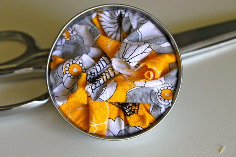 How to Make A Mason Jar Pincushion with Bonus Embroidery