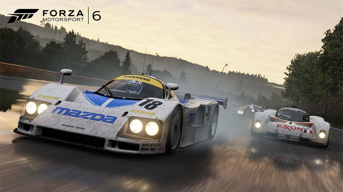 The Art Of Forza Motorsport 6 Forza Motorsport Forza Motorsport