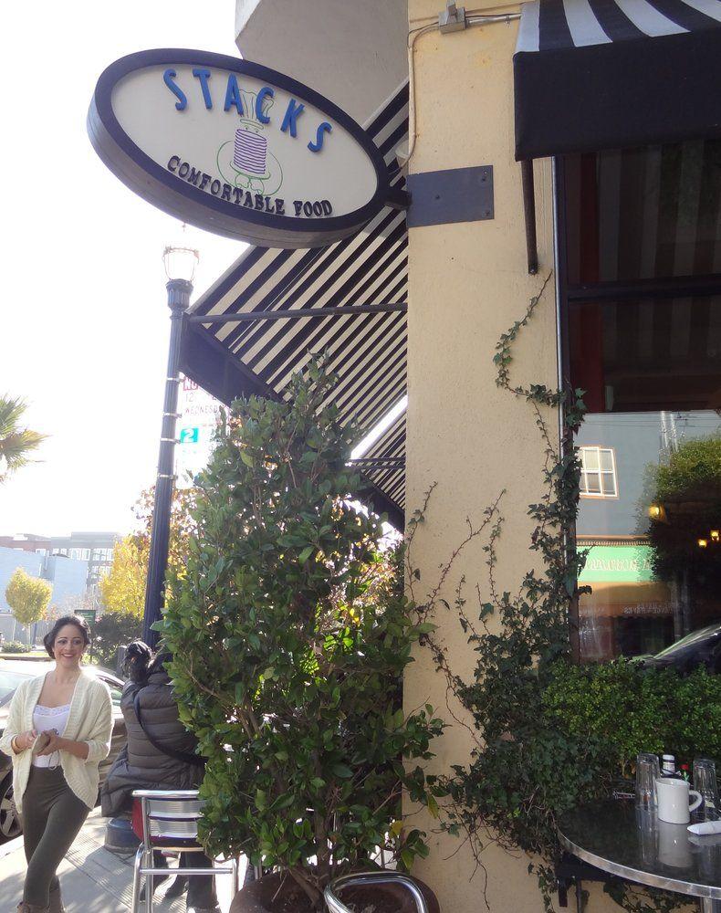 Stacks Restaurant Hayes Valley San Francisco Pinterest