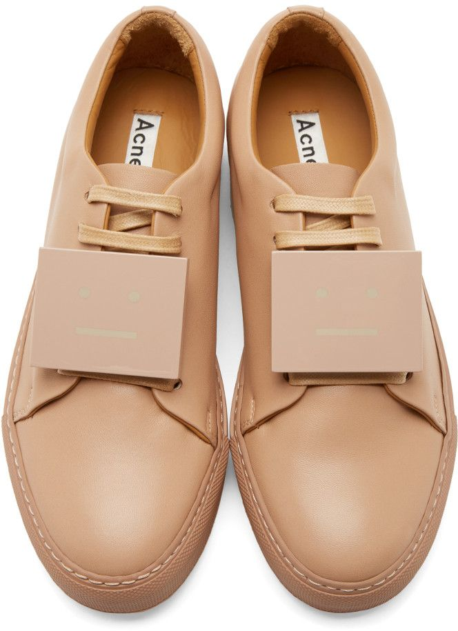 Leather ADRIANA TURNUP Sneakers Spring/summer Acne Studios Free Shipping Manchester Cheap Real Footlocker Pictures Sale Online Sale Best Seller The Cheapest Cheap Online lMGT2oGj