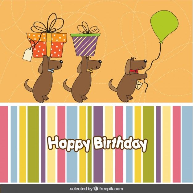 Happy Birthday Card Template   Tarjetas de Cumpleaños cumpleaños - birthday card template