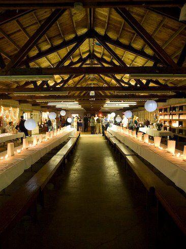 Camp Wokanda - looks beautiful for a wedding reception and ...