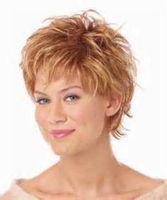 Short Haircuts For Thick Hair Over 50   Hair