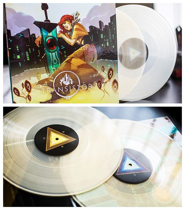 The Transistor soundtrack is now available on vinyl! Head to