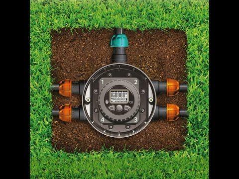 Kit Irrigazione Claber Hydro 4 90829 YouTube
