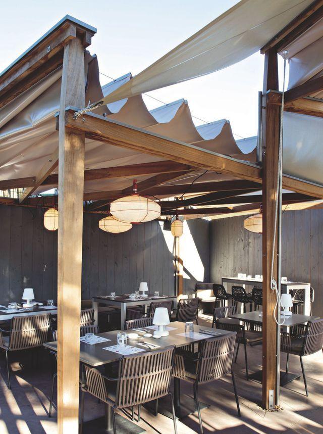 Week end au cap ferret restaurant spa cabane ferret cap and restaurants - Restaurant au cap ferret ...