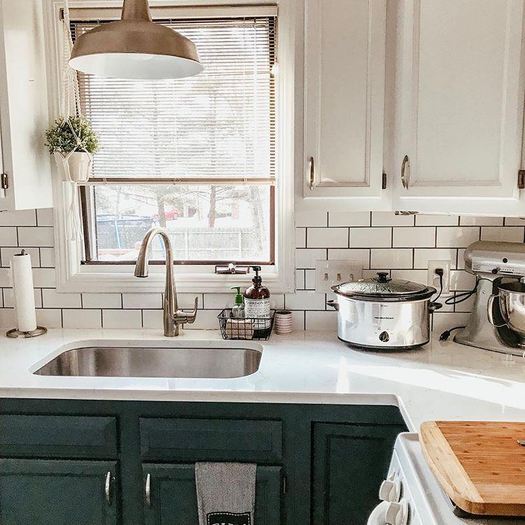 thewalkerhaven modern boho kitchen style inspo new kitchen interior kitchen boho kitchen on kitchen interior boho id=97404