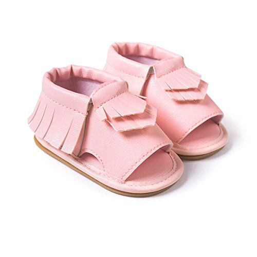 Livebox Infant Baby Mocassins Premium Soft Sole Tassels A Https Www Dp B01e3hbyd2 Ref Cm S Baby Leather Sandals Toddler Shoes Baby Girl Sandals