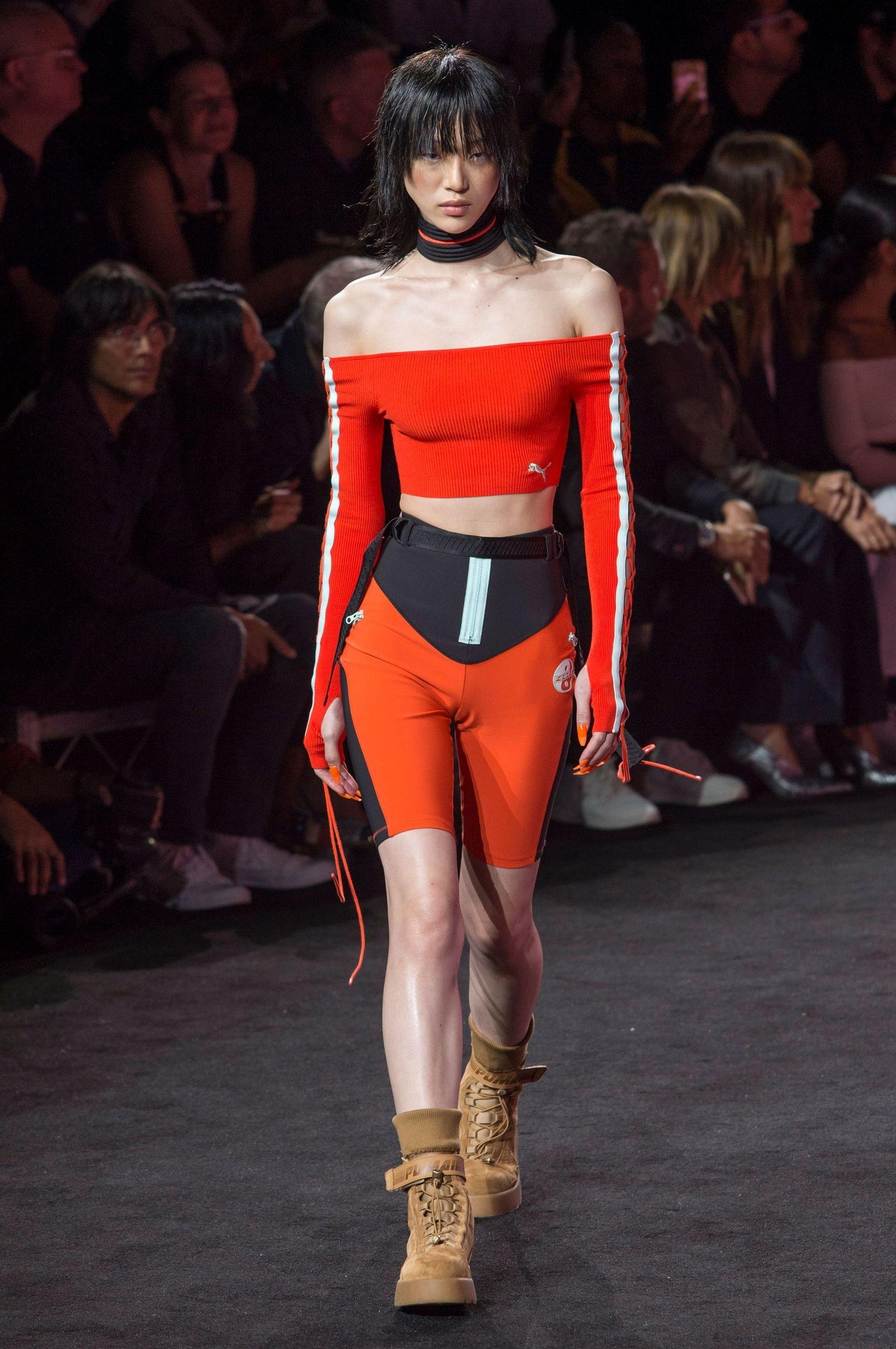 Fenty x Puma by Rihanna Spring Summer 2018 Fashion