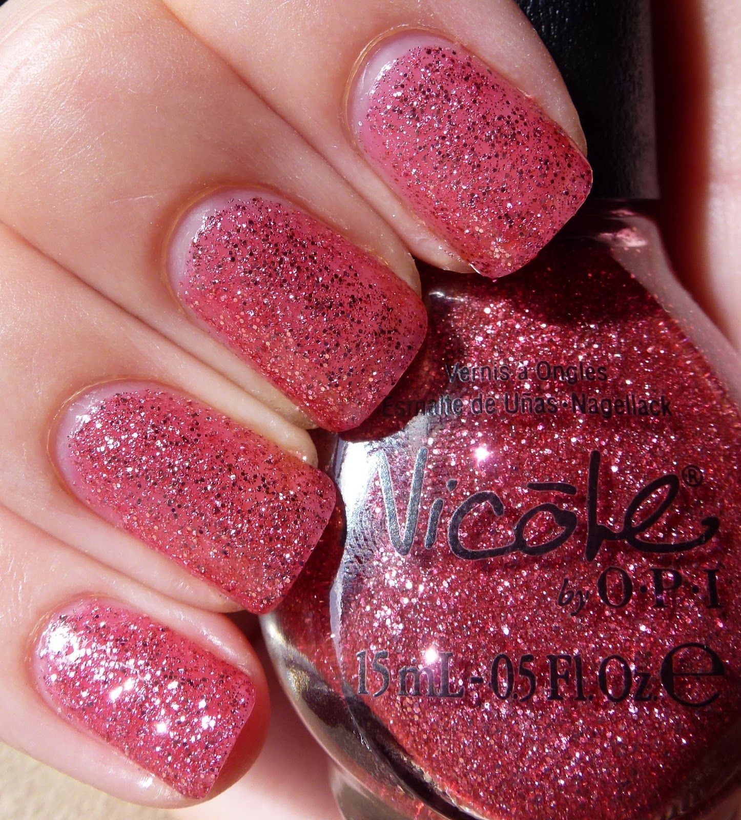 Nicole By OPI- Wear Something Spar-Kylie from the Kardashian ...