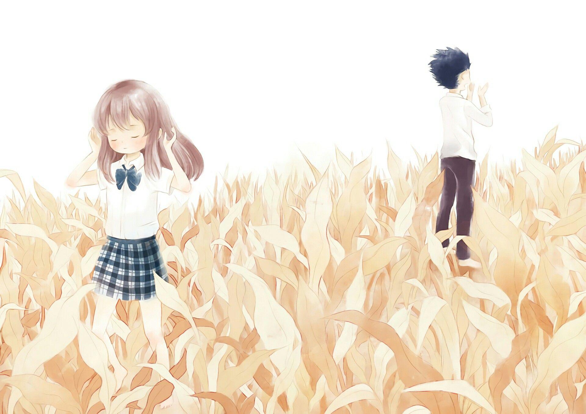 A Silent Voice, Koe no Katachi, Comedy, Drama, Romance