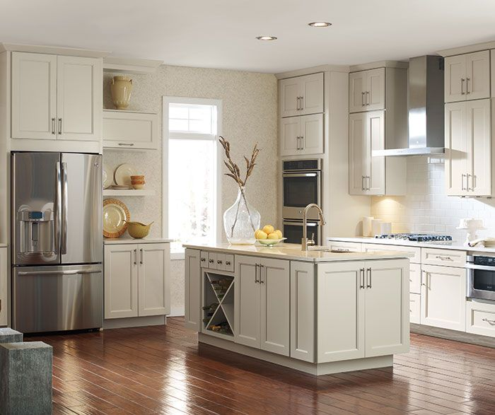 White Maple Kitchen Cabinets: No Matter How You Stack It, The Neutral Tones Of The