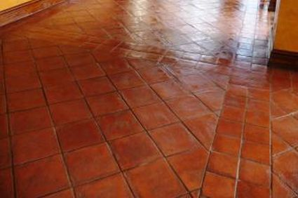 Awesome 12X12 Cork Floor Tiles Thick 12X24 Ceramic Tile Patterns Clean 13X13 Floor Tile 18X18 Floor Tile Patterns Young 2 X 4 Subway Tile Fresh24 X 48 Ceiling Tiles Teracotta Floor Tiles   Smaller And Deeper Red Colour (from Walls ..