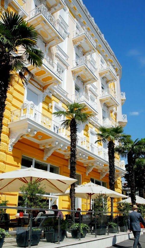 Opatija Croatia Croatia Holiday Croatia Places To Travel