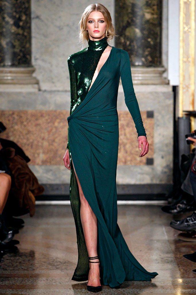 Emilio Pucci Fall 2011 Ready-to-Wear Fashion Show - Sigrid Agren