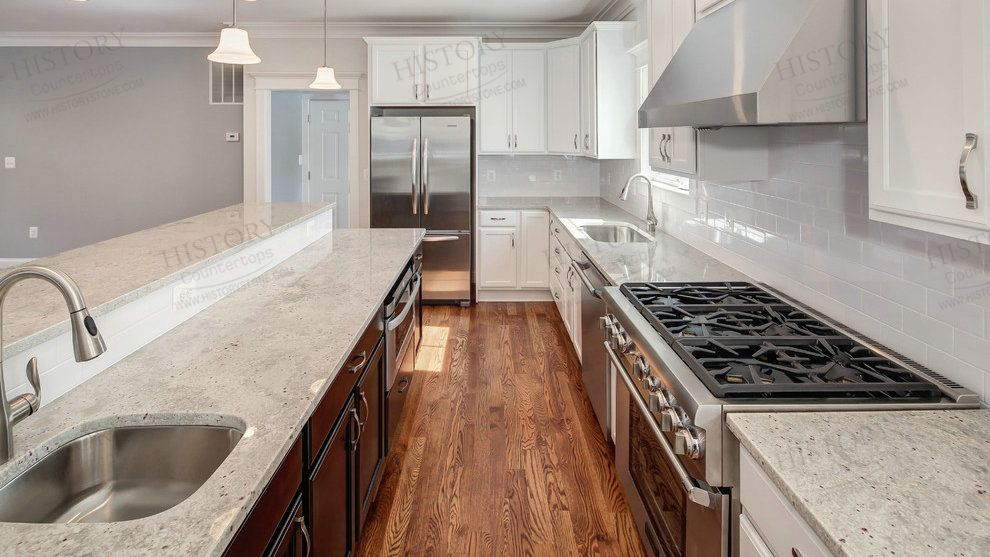 Best Cheap Brazil New River White Granite Kitchen Countertops Best Cheap Granite Countertops