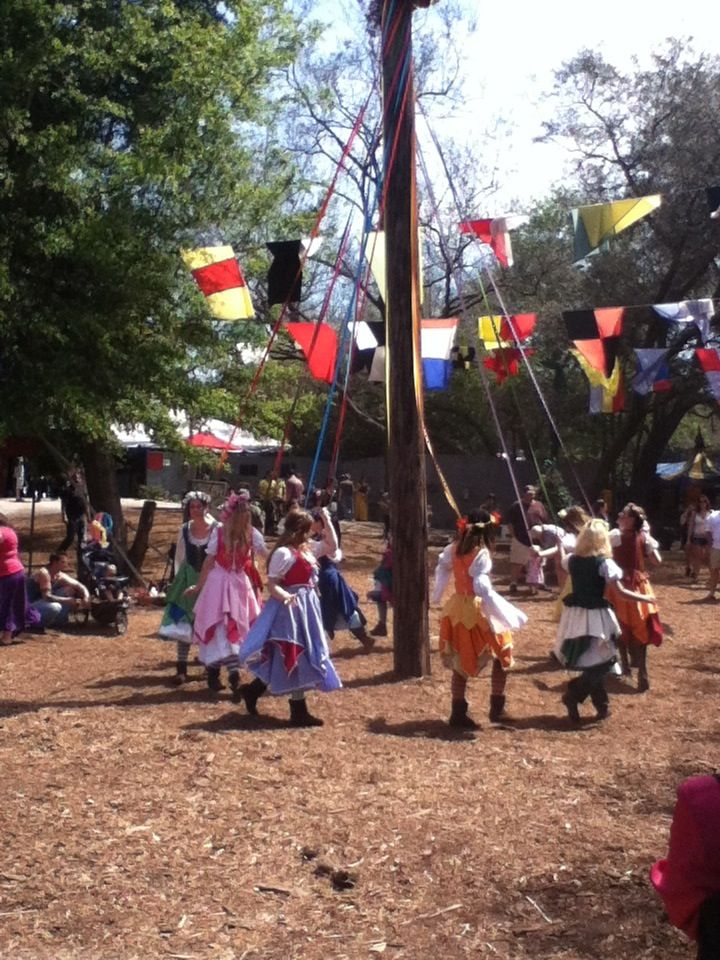Bay Area Renaissance Festival 2014 is going on now click  here for more info http://bayarearenfest.com/