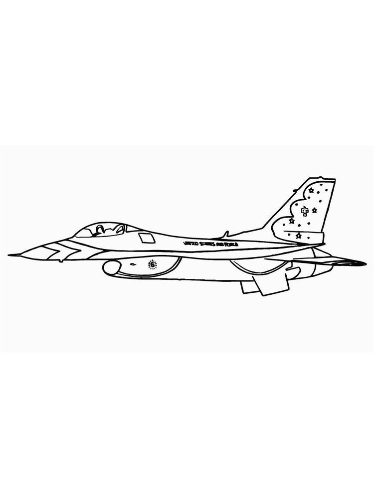 Aircraft Coloring Pages Printable 1 Everybody Must Recognized This Kind Of Air Transport Vehicle Airplane Or Plane Is A Jet Powered Aircraft That Nowadays Use