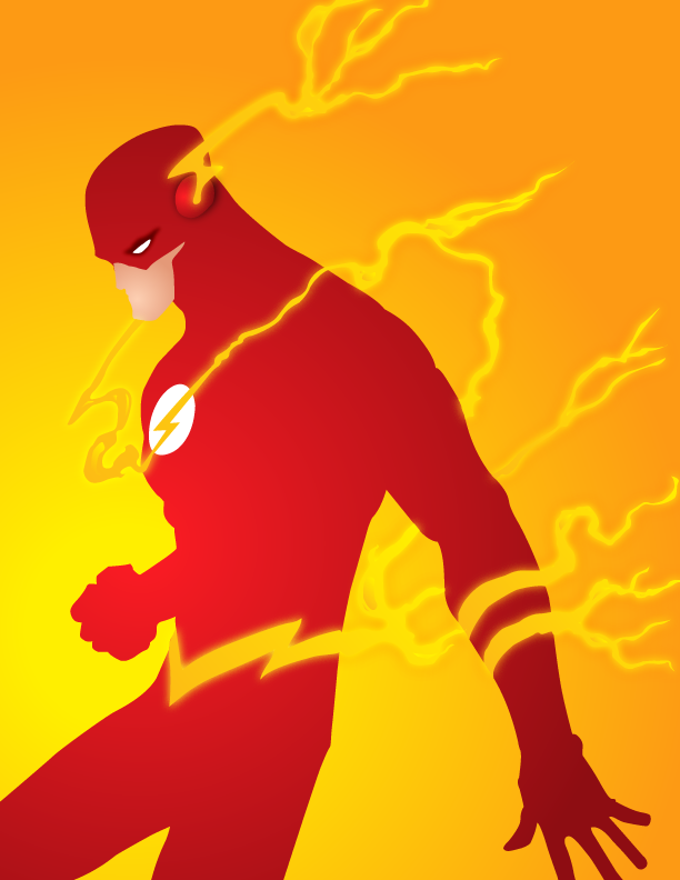 #flash #fastest man alive #kid flash #central city #barry allen #speed force #dc comics #comix