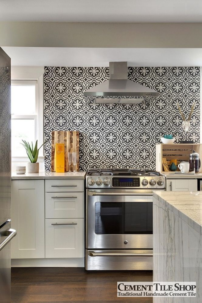 Bordeaux Crush Collective 6 Kitchen Wall Tiles Backsplash