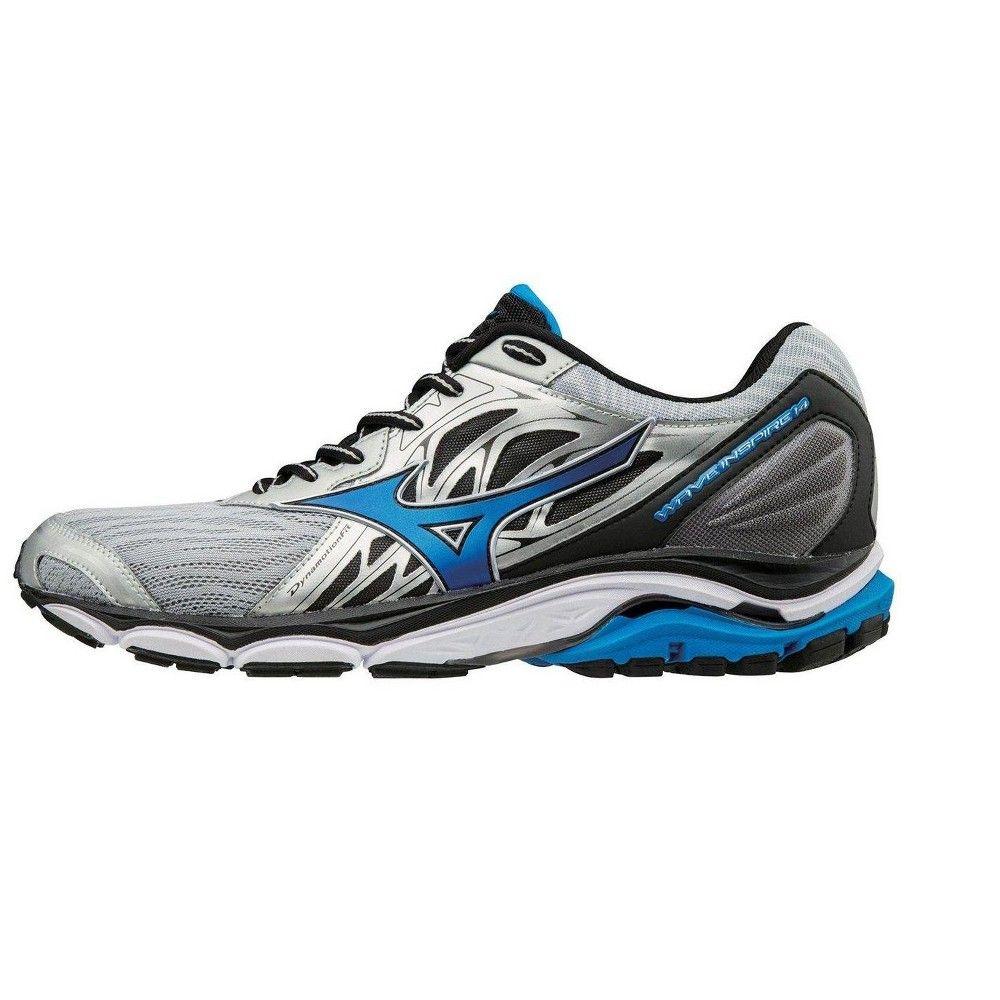 Mizuno Men S Wave Inspire 14 Shoes Mens Running Shoes