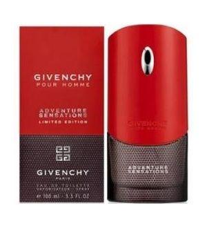BEM-VINDO AO E.S.P FASHION BLOG BRASIL: Givenchy Pour Homme Adventure Sensations de Givenc...