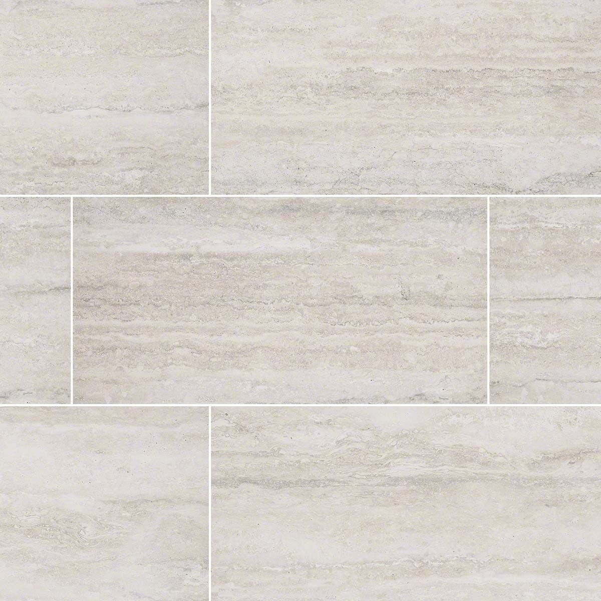 Veneto Collection - White Matte Porcelain 12x24 | Porcelain, 12x24 ...
